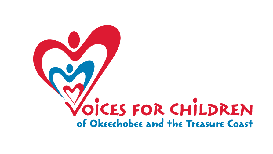 Logo voices of treasure coast