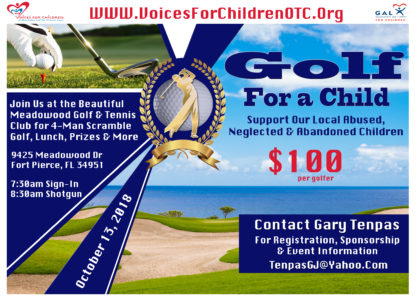 Golf for a Child