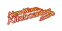 New wave kite boarding